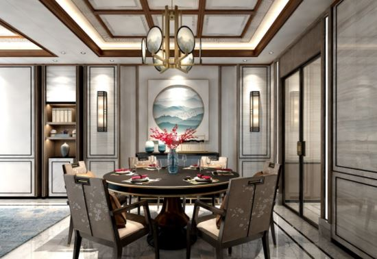 餐厅集成吊顶四大设计原则,你知道几个?