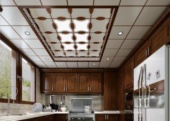 安装厨房集成吊顶时应该注意什么?