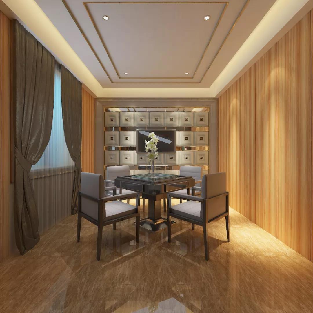 集成墙面的造型如此丰富,装完都想马上住进去!