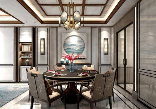 餐厅集成吊顶造型在餐厅装饰中的重要性