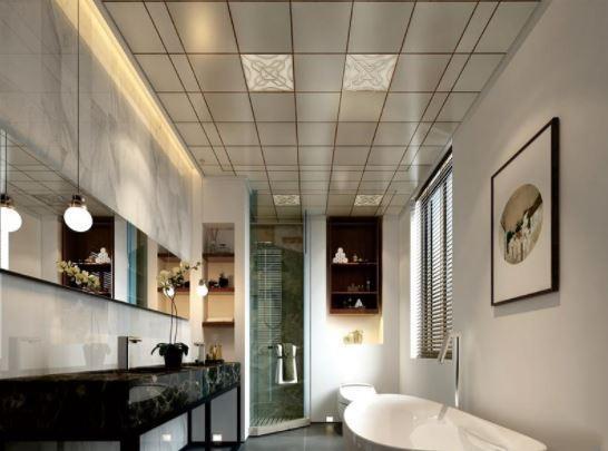 卫生间集成吊顶装修时应注意什么?
