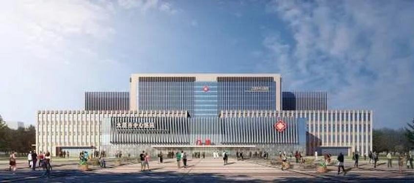 健康呵护·抗菌新标准|欧陆美居抗菌吊顶应用于大型医院工程项目