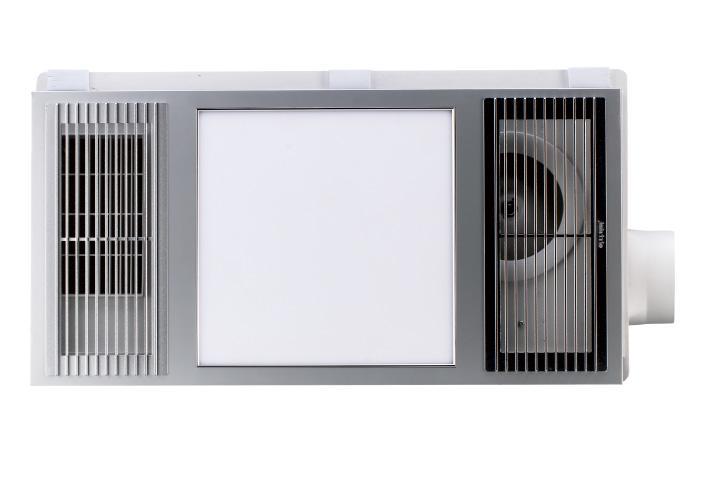 多功能浴室取暖器-全屋整装功能电器效果图