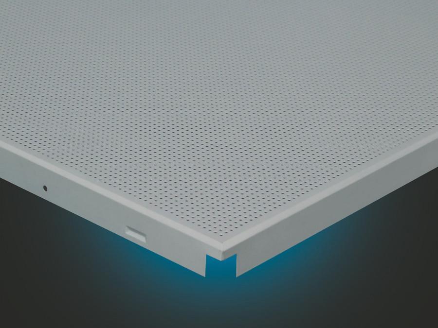 暗骨式A系列-全屋整装方板天花效果图