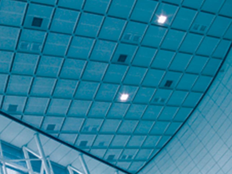 搭折式WG系列-全屋整装方板天花效果图
