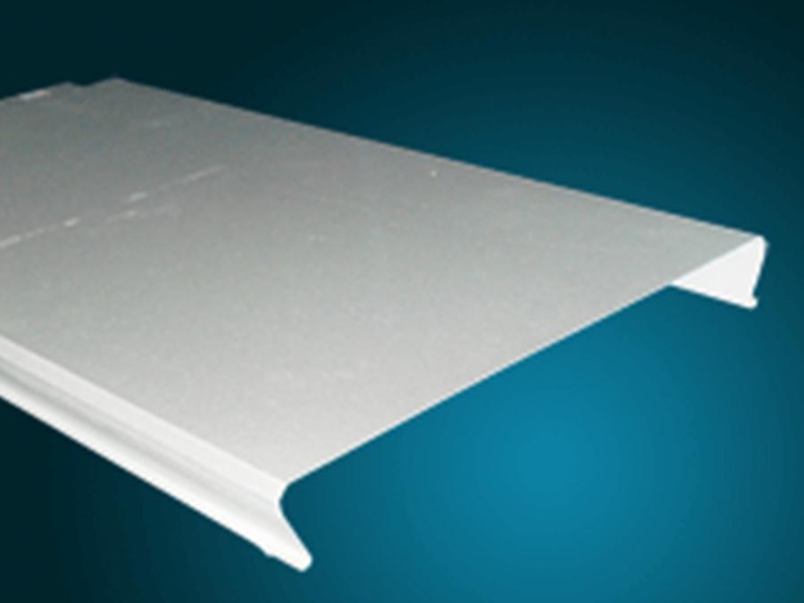 S型防风式条扣天花-全屋整装条扣天花效果图
